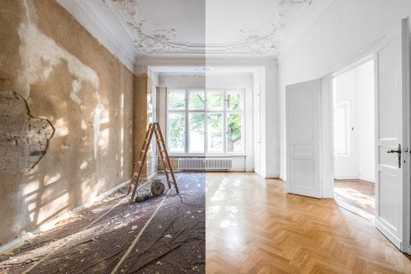 erreurs renovation
