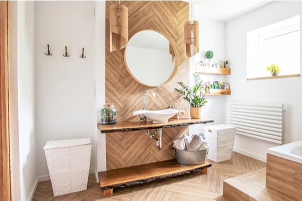 Comment transformer une salle de bains en respectant un budget ?